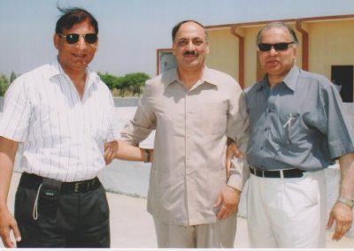 Arshad Iqbal and ZU Shaukat