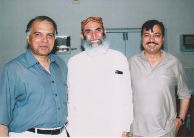 Fareed ullah and Sajjad Shah
