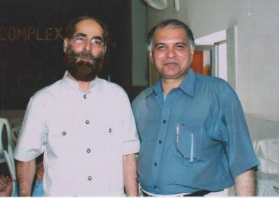 With Said Nazeer